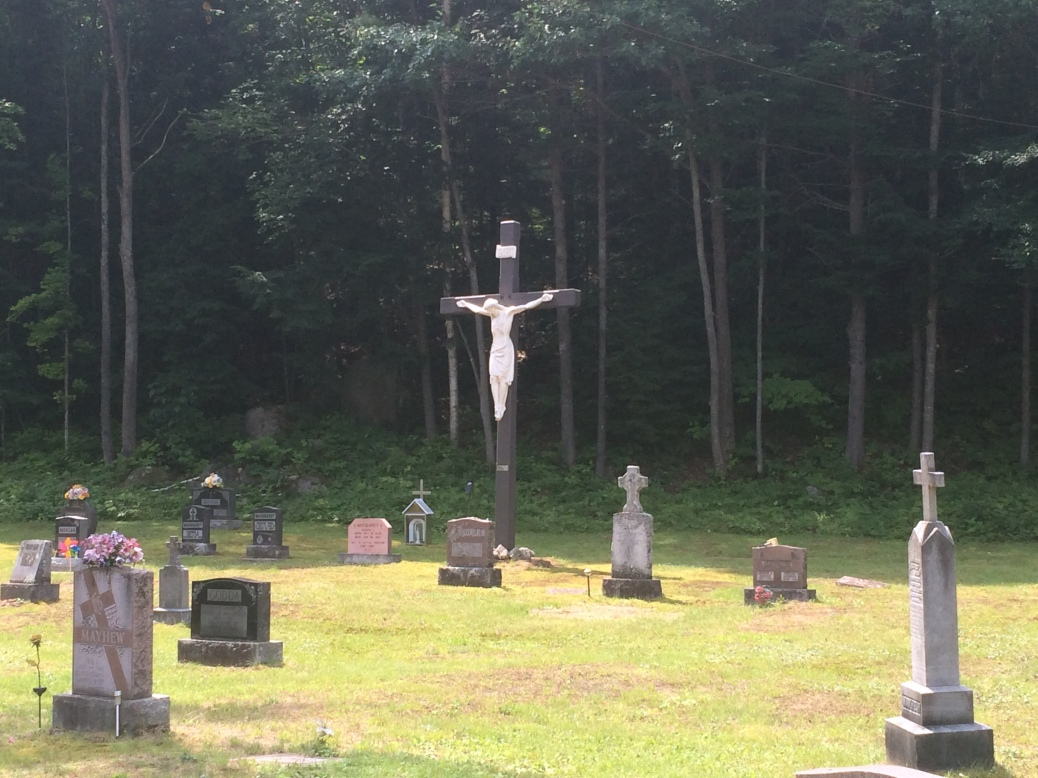 Holy Canadian Martyrs Church Cemetery